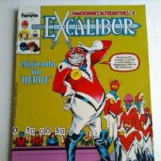 Cómics: COMIC EXCALIBUR N°17 FORUM. Lote 182452323