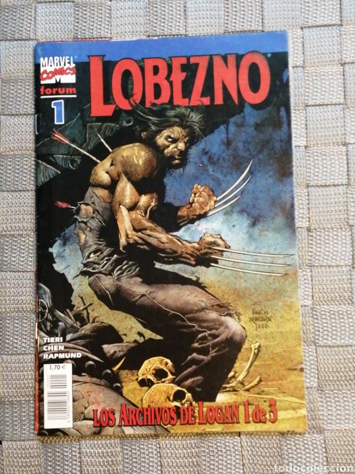 LOBEZNO N.1 VOL.3 . LOS ARCHIVOS DE LOGAN 1 (Tebeos y Comics - Forum - Otros Forum)