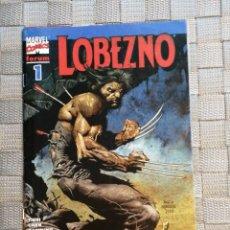 Cómics: LOBEZNO N.1 VOL.3 . LOS ARCHIVOS DE LOGAN 1. Lote 182495050