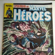 Cómics: COMIC MARVEL HEROES N°26 FORUM. Lote 182540310