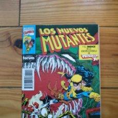 Cómics: LOS NUEVOS MUTANTES NºS 58 59 Y 60 EN UN RETAPADO. Lote 182557882