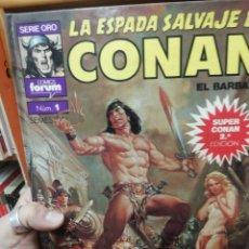 Cómics: SUPER CONAN N. 1. CONAN EL LIBERTADOR. Lote 182602921