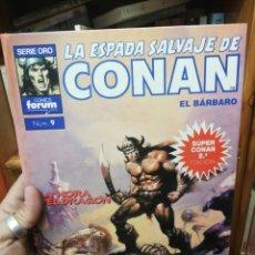 Cómics: SUPER CONAN N. 9. CONAN EL CONQUISTADOR . Lote 182604446