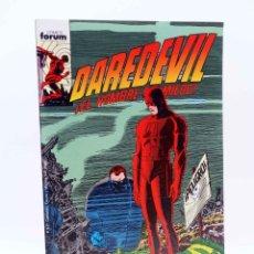 Cómics: DAREDEVIL EL HOMBRE SIN MIEDO VOL 2 3. SALVAR EL PLANETA (NOCENTI / ROMITA JR) FORUM, 1989. OFRT. Lote 182659283