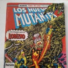 Cómics: COMIC LOS NUEVOS MUTANTES N°46 FORUM. Lote 182683550