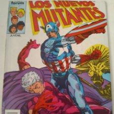 Cómics: COMIC LOS NUEVOS MUTANTES N°40 FORUM. Lote 182683927