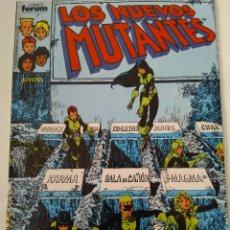 Cómics: COMIC LOS NUEVOS MUTANTES N°38 FORUM. Lote 182684035