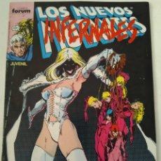 Cómics: COMIC LOS NUEVOS MUTANTES N°39 FORUM. Lote 182684450