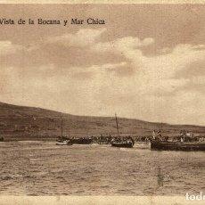 Cómics: MELILLA, VISTA DE LA BOCANA Y MAR CHICA,. Lote 182712321