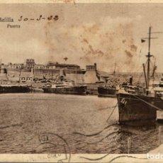 Cómics: MELILLA PUERTO. Lote 182712565