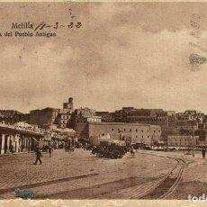 Cómics: MELILLA, VISTA DEL PUEBLO ANTIGUO. Lote 182712836