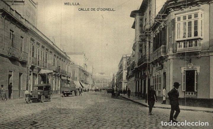 MELILLA. CALLE O'DONELL (Tebeos y Comics - Forum - Hulk)