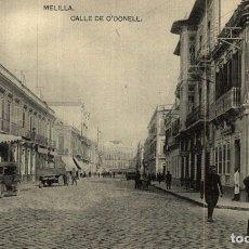 Cómics: MELILLA. CALLE O'DONELL. Lote 182713683