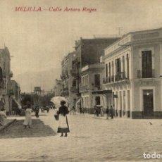 Cómics: MELILLA CALLE ARTURO REYES. Lote 182714355