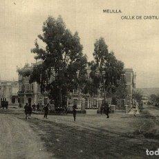 Cómics: MELILLA CALLE DE CASTILLEJOS. Lote 182714506