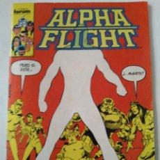 Cómics: COMIC ALPHA FLIGHT N°21 FORUM. Lote 182741213