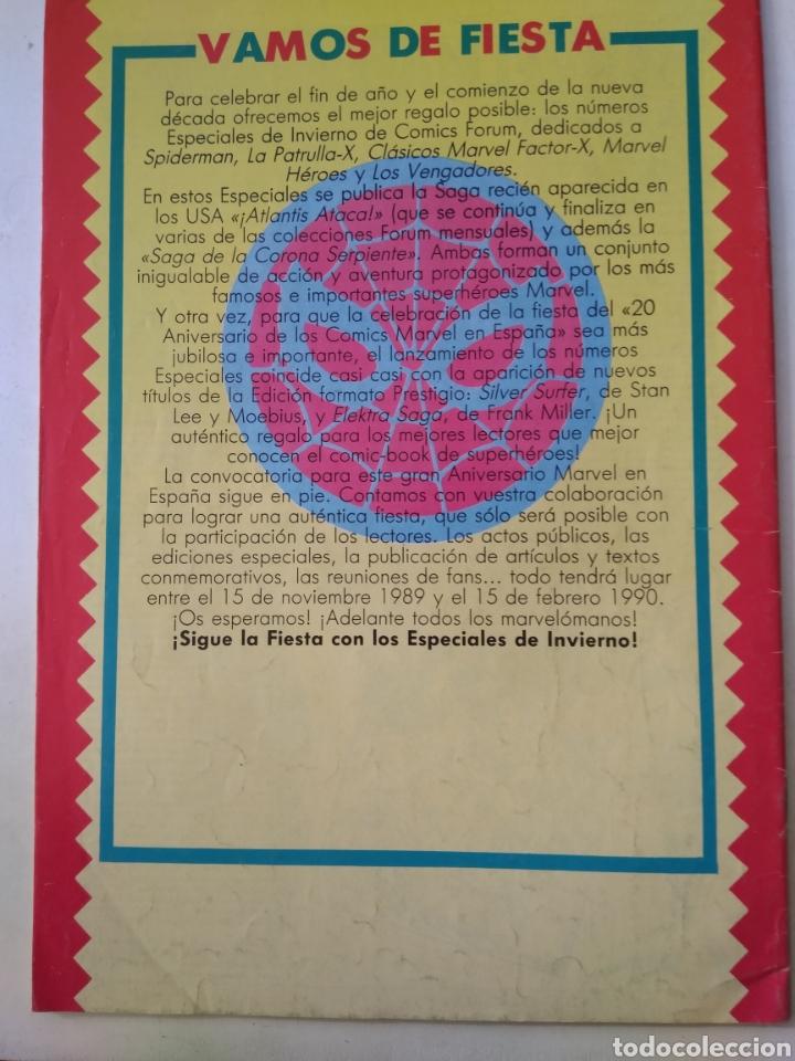 Cómics: LOS NUEVOS VENGADORES N°36 FORUM - Foto 2 - 182741666