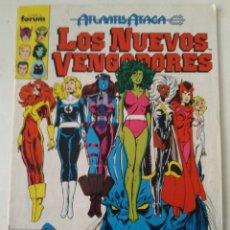 Cómics: LOS NUEVOS VENGADORES N°36 FORUM. Lote 182741666