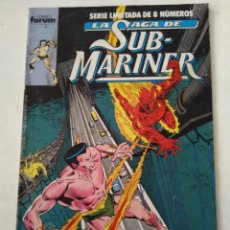 Cómics: COMIC SUB-MARINER N°3 FORUM. Lote 182743791
