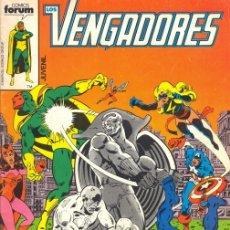 Comics : LOS VENGADORES VOL.1 Nº 14 - FORUM. Lote 182833548