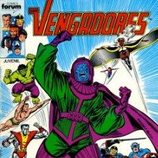 Comics : LOS VENGADORES VOL.1 Nº 64 - FORUM. Lote 182834816