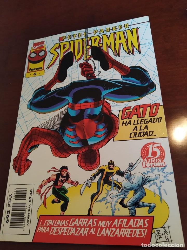 PETER PARKER SPIDERMAN Nº 6 (Tebeos y Comics - Forum - Spiderman)