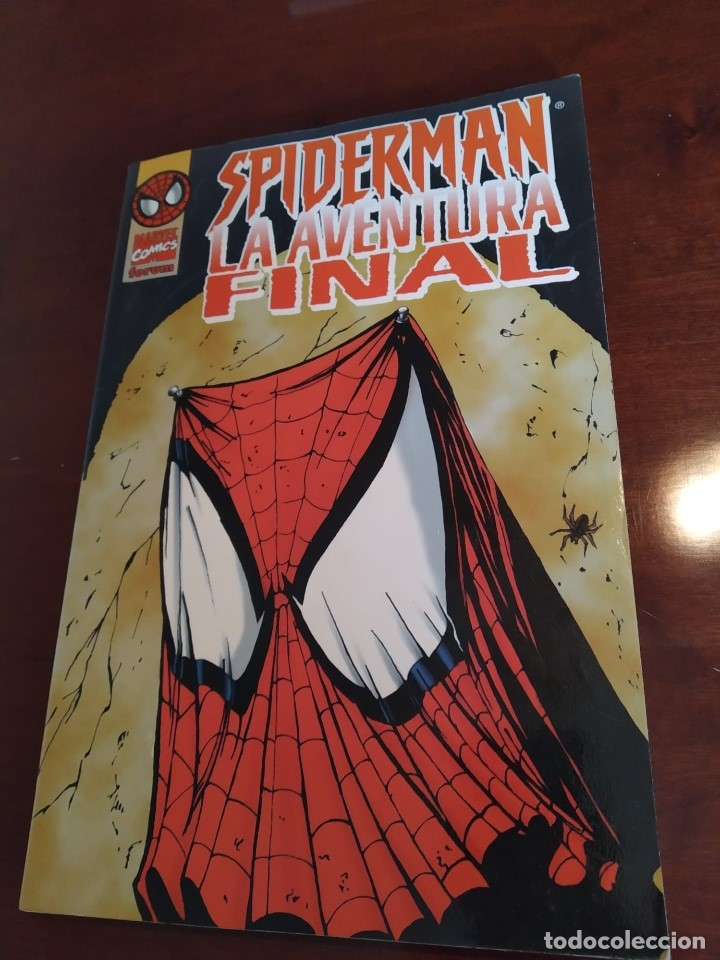 SPIDERMAN LA AVENTURA FINAL (Tebeos y Comics - Forum - Spiderman)