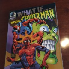 Cómics: WHAT IF ... ESPECIAL SPIDERMAN . Lote 182850108