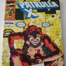 Cómics: COMIC PATRULLA X RETAPADO FORUM. Lote 182851900