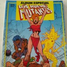 Cómics: COMIC LOS NUEVOS MUTANTES ALBUM ESPECIAL FORUM. Lote 182852897