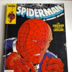 Cómics: COMIC SPIDERMAN RETAPADO FORUM. Lote 182863256