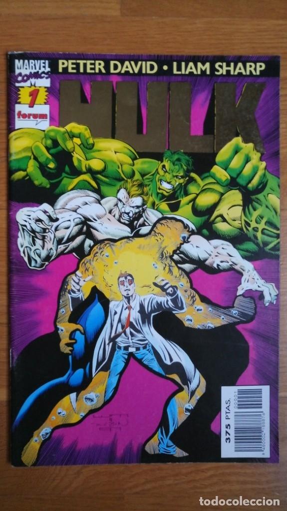 HULK 1 (VOLUMEN 2) (Tebeos y Comics - Forum - Hulk)