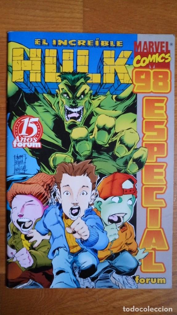 HULK: ESPECIAL 1998 (Tebeos y Comics - Forum - Hulk)