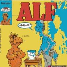 Cómics: ALF VOL.1 Nº 6 - FORUM. Lote 182900178