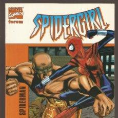 Comics: SPIDERGIRL - LA HIJA DE SPIDERMAN - 96 PÁGINAS - 2001 -. Lote 182908210