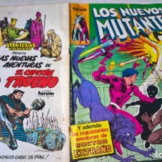 Cómics: COMIC: LOS NUEVOS MUTANTES Nº 16. Lote 182974670