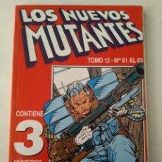 Cómics: COMIC LOS NUEVOS MUTANTES RETAPADO FORUM. Lote 182980497
