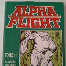 Comics : COMIC ALPHA FLIGHT RETAPADO FORUM. Lote 182981022