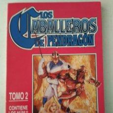 Cómics: COMIC LOS CABALLEROS DE PENDRAGON RETAPADO FORUM. Lote 182983831