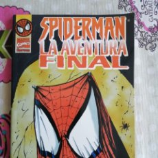Cómics: SPIDERMAN LA AVENTURA FINAL. Lote 182998433