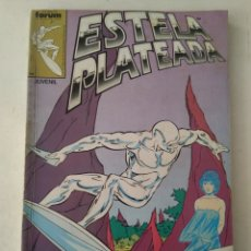 Cómics: COMIC ESTELA PLATEADA RETAPADO FORUM. Lote 183023952