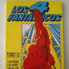 Cómics: COMIC LOS 4 FANTASTICOS RETAPADO FORUM. Lote 183028370