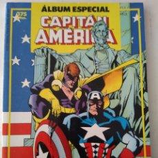 Cómics: COMIC CAPITAN AMÉRICA ÁLBUM ESPECIAL FORUM. Lote 183028802