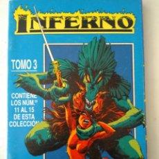 Cómics: COMIC INFERNO RETAPADO FORUM. Lote 183029812