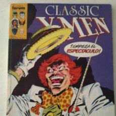 Cómics: COMIC X MEN RETAPADO FORUM. Lote 183029980