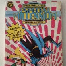 Cómics: COMIC ESPECIAL MILLENNIUM RETAPADO ZINCO DC. Lote 183030517