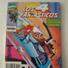 Cómics: COMIC LOS 4 FANTASTICOS RETAPADO FORUM. Lote 183030880