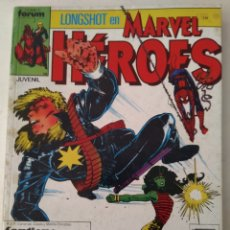 Cómics: COMIC MARVEL HEROES RETAPADO FORUM. Lote 183031712