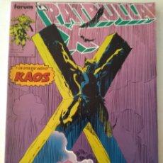 Cómics: COMIC PATRULLA X RETAPADO FORUM. Lote 183032417
