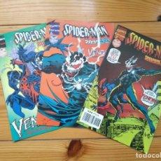 Cómics: SPIDERMAN 2099 VOL. 2 NºS 5 6 Y 7 - VENENO 2099 - D4. Lote 217584122